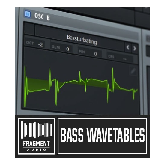 Bass Wavetables