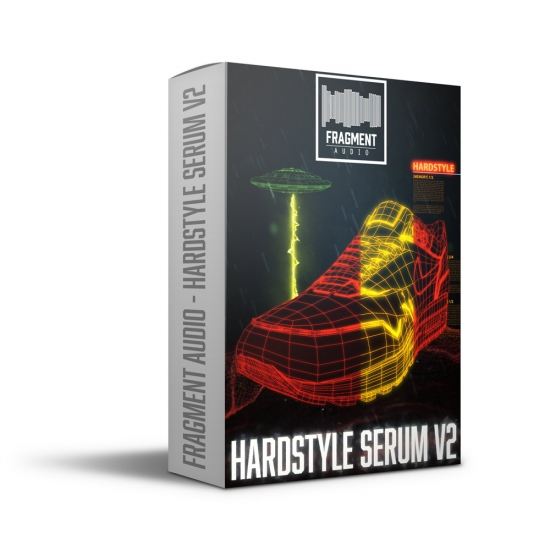 Hardstyle Serum Vol 2