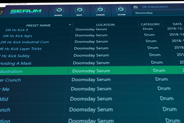 Doomsday Serum